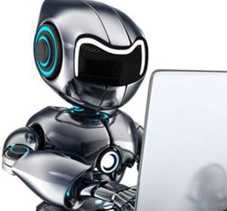 An intelligent robot has written a film script, but to very limited success. Picture: ISTOCK